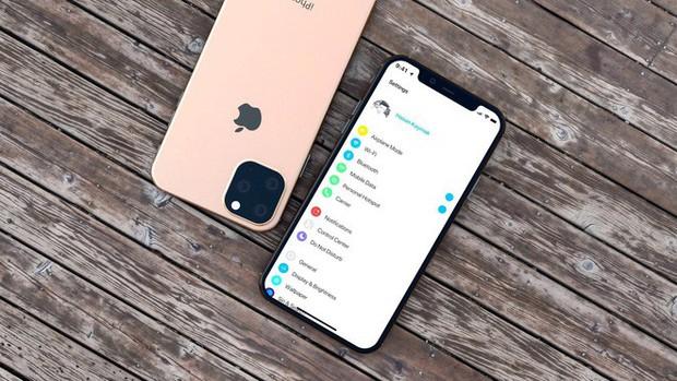 iPhone 2019 sắc nét như dao cạo qua ảnh dựng mới nhất, bóng lộn sang chảnh miễn chê - Ảnh 10.