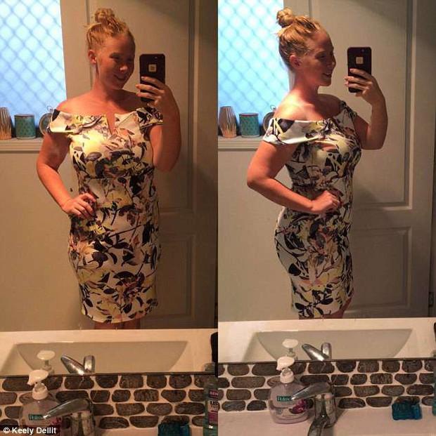 Từ 126kg xuống 57kg, đây là bí quyết giảm cân trong 14 tháng của bà mẹ trẻ 3 con - Ảnh 5.