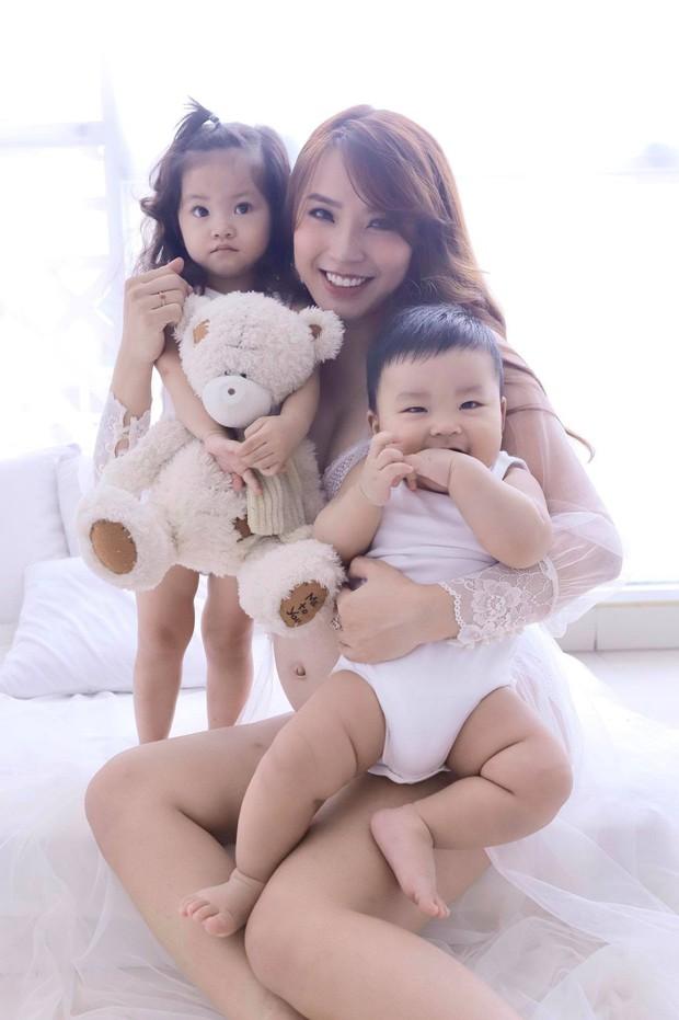 Cận ngày sinh con thứ 3, Hải Băng hạnh phúc gửi lời cám ơn ông xã Thành Đạt vì điều này - Ảnh 3.
