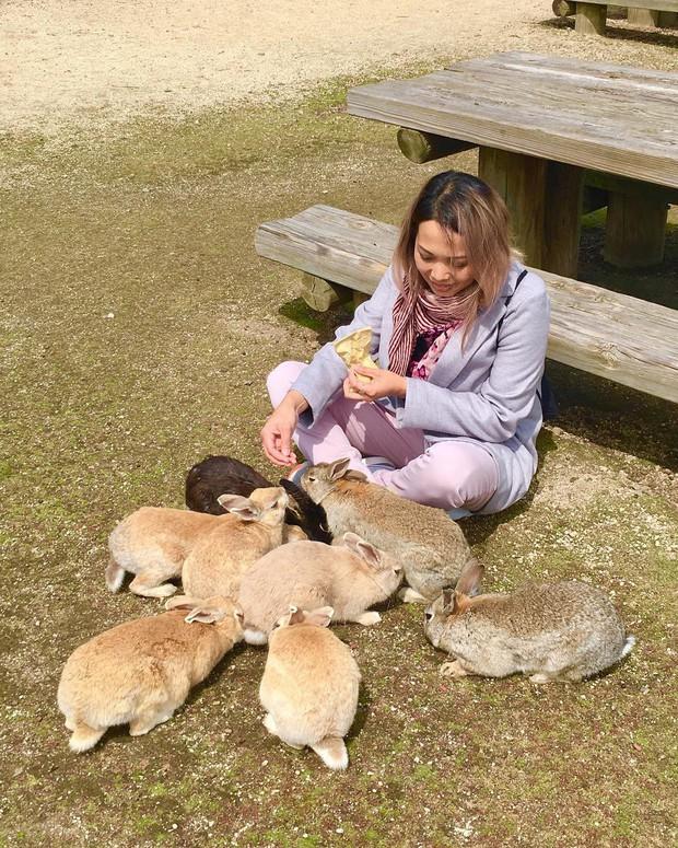 Góc đáng yêu: Hòn đảo thỏ nhiều hơn người ở Nhật Bản, nhìn thôi cũng đã muốn chết chìm vì sự cute  - Ảnh 3.