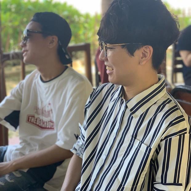 Dàn game thủ vô địch LMHT thế giới năm 2017 du hí tại Việt Nam xinh trai chẳng kém tài tử điện ảnh - Ảnh 4.