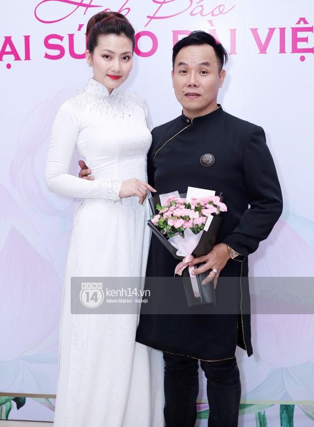 Phương Khánh để tóc mái bằng, khoe eo thon 54 cm cũng chưa chặt chém bằng mỹ nhân đeo nhẫn 5,5 tỷ đồng dự sự kiện - Ảnh 6.