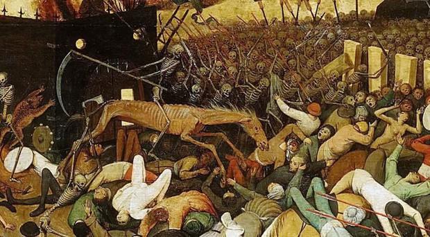 Đại dịch Cái Chết Đen từng giết đến hàng chục triệu người nhưng ngay sau đó đã có một hiện tượng lạ xảy ra - Ảnh 2.