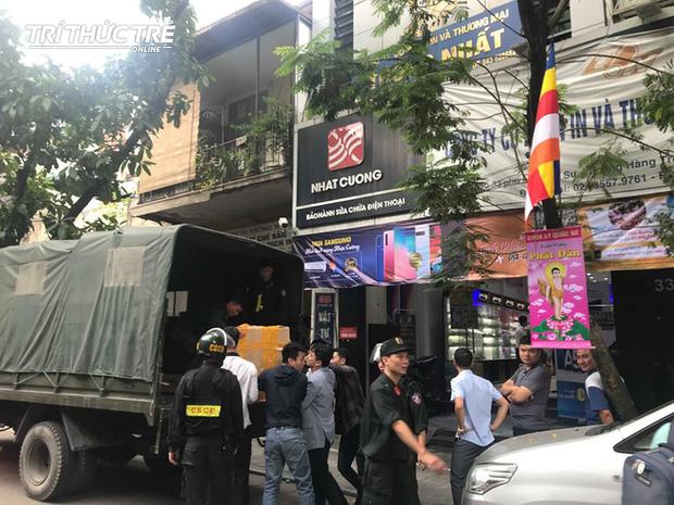 Chân dung ông chủ Nhật Cường Mobile Bùi Quang Huy vừa bị bắt tạm giam - Ảnh 2.