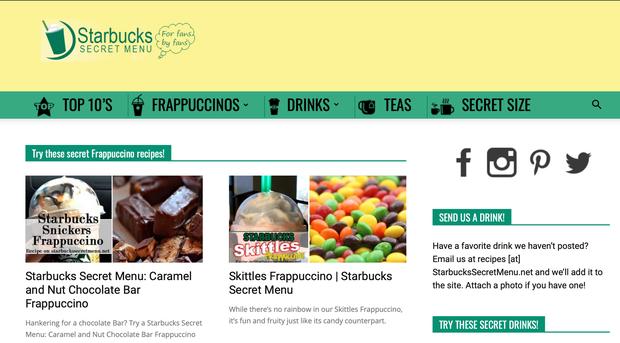 Thích làm khó người mua như Starbucks: có những thức uống bí mật không cho vào menu, phải sành sỏi mới biết - Ảnh 2.
