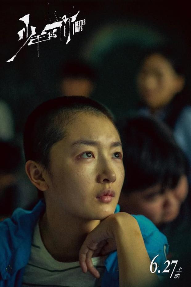 Phim dính phốt đạo phẩm, Châu Đông Vũ cạo đầu cũng không làm netizen bớt giận - Ảnh 2.