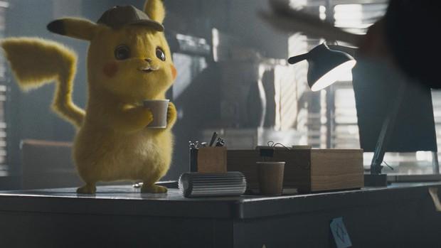 Điểm danh tất tần tật hội Pokémon có mặt trong DETECTIVE PIKACHU - Ảnh 2.