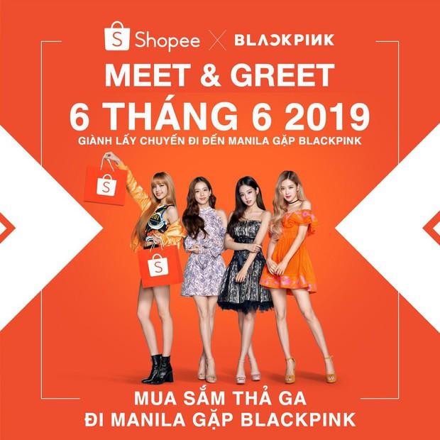 Nóng: BLACKPINK tổ chức fanmeeting độc quyền, và chỉ có một nơi duy nhất để các fan săn vé VIP miễn phí! - Ảnh 3.