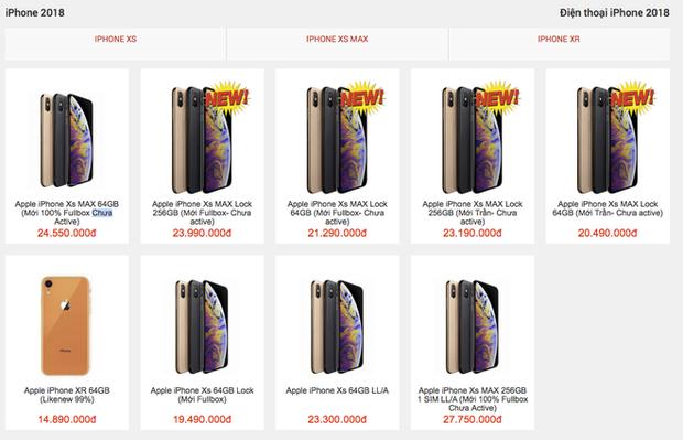 Sau vụ Nhật Cường, nhiều shop điện thoại tại Việt Nam nháo nhác gỡ hàng xách tay khỏi website - Ảnh 4.