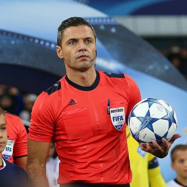 Profile trọng tài bắt chính chung kết Champions League diễn ra đêm nay: Đẹp trai, cơ bắp, làm trọng tài chỉ là nghề tay trái - Ảnh 5.