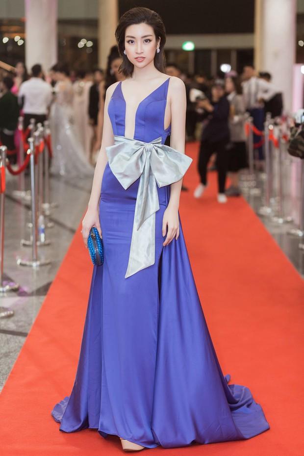 Sao nữ vô danh Cbiz diện đầm màu nổi đến Cannes nhưng sao lại hao hao váy cũ của Đỗ Mỹ Linh? - Ảnh 4.