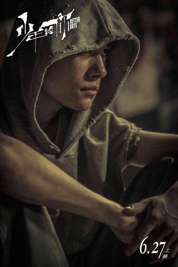 Phim dính phốt đạo phẩm, Châu Đông Vũ cạo đầu cũng không làm netizen bớt giận  - Ảnh 5.