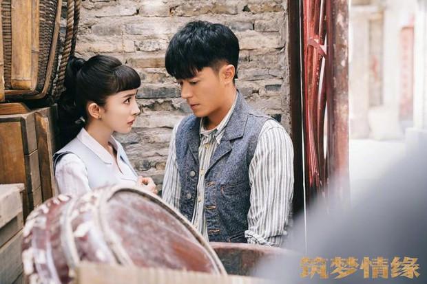 """Trúc Mộng Tình Duyên"""" rating chạm đáy, diễn xuất của Dương Mịch bị chỉ trích - Ảnh 1."""