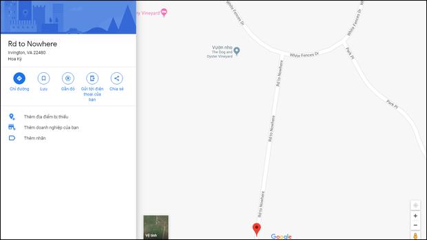 Bó tay với 10 địa danh trời ơi đất hỡi trên Google Maps, cho tiền cũng không thèm đến - Ảnh 2.