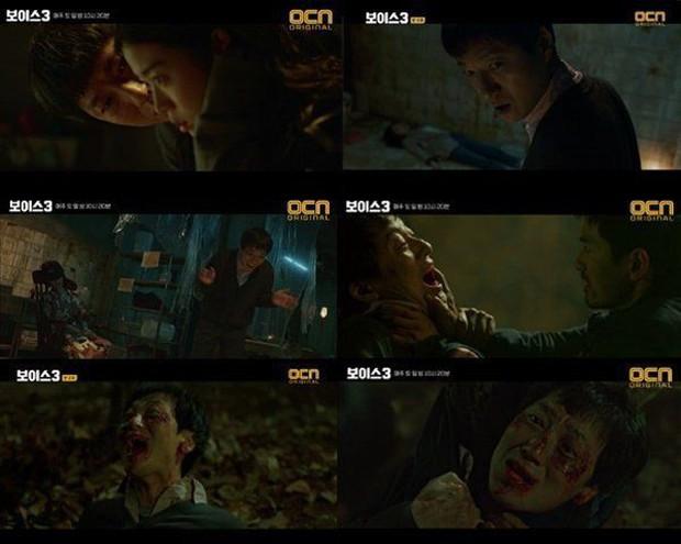 Án mạng giết người phân xác quá khủng khiếp, netizen Hàn: Tôi mém xỉu khi xem Voice 3 - Ảnh 4.