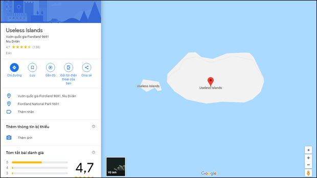 Bó tay với 10 địa danh trời ơi đất hỡi trên Google Maps, cho tiền cũng không thèm đến - Ảnh 3.
