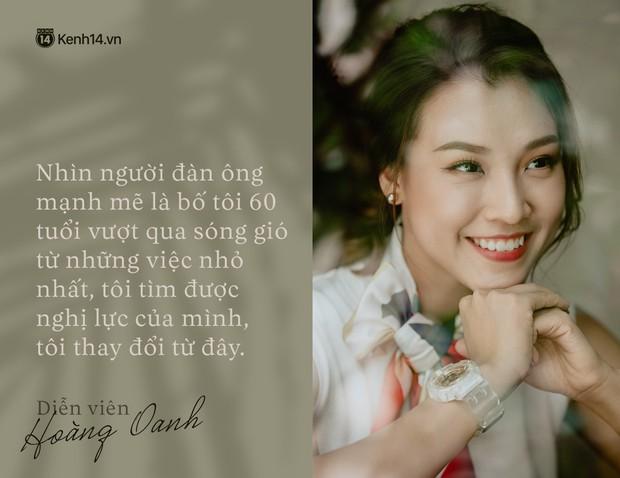Hoàng Oanh: Năm 18 tuổi từng bỏ vai có cảnh nóng của anh Victor Vũ để giữ lấy tình yêu - Ảnh 8.