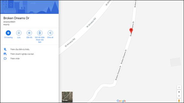 Bó tay với 10 địa danh trời ơi đất hỡi trên Google Maps, cho tiền cũng không thèm đến - Ảnh 5.