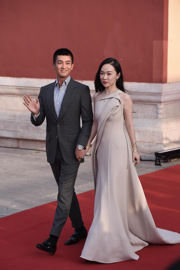 Sự kiện khủng Cbiz: Dương Mịch cạnh tranh nhan sắc khốc liệt với đàn em, Huỳnh Hiểu Minh gây bất ngờ với diện mạo cực trẻ  - Ảnh 17.