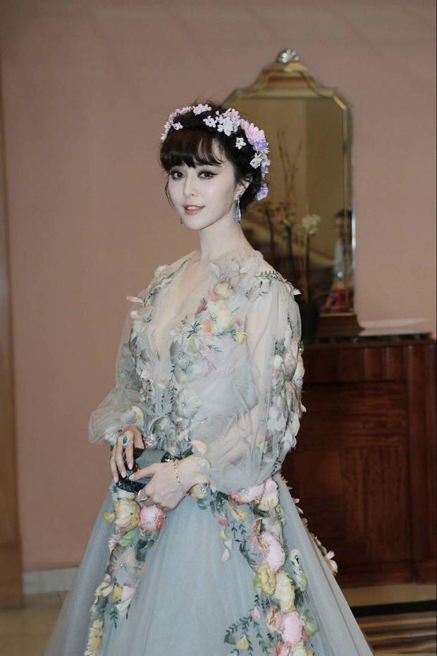 """Elle Fanning thành tiên nữ đẹp hơn hoa tại Cannes, nhưng netizen xứ Trung lại chỉ nhớ đến """"hoa tiên tử"""" Phạm Băng Băng ngày nào - Ảnh 9."""
