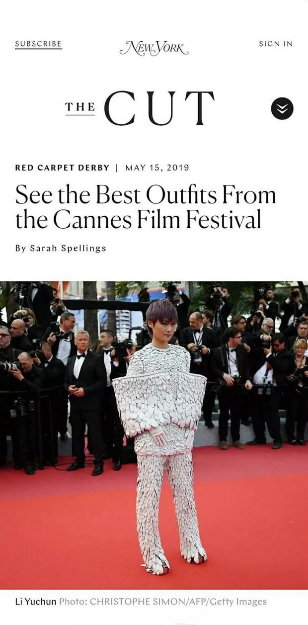 2 mỹ nhân bị đối xử một trời một vực tại Cannes: Cảnh Điềm bị xua đuổi phũ phàng, sao nữ này lại được chào đón - Ảnh 4.