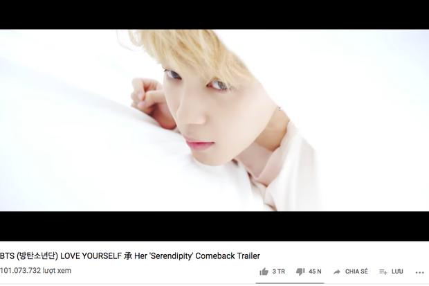 Đoán xem: Thành viên BTS đầu tiên có sản phẩm solo cán mốc 100 triệu views là ai? - Ảnh 1.