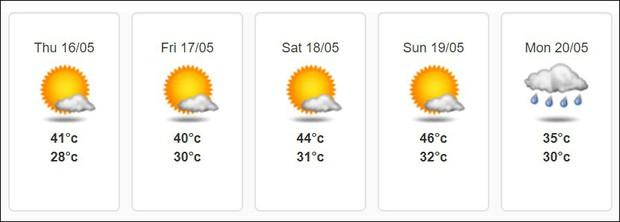 Hà Nội chính thức bước vào đợt nắng nóng gay gắt, chỉ số tia UV trong 3 ngày tới đạt mức cực kỳ nguy hại - Ảnh 2.