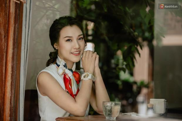 Hoàng Oanh: Năm 18 tuổi từng bỏ vai có cảnh nóng của anh Victor Vũ để giữ lấy tình yêu - Ảnh 6.