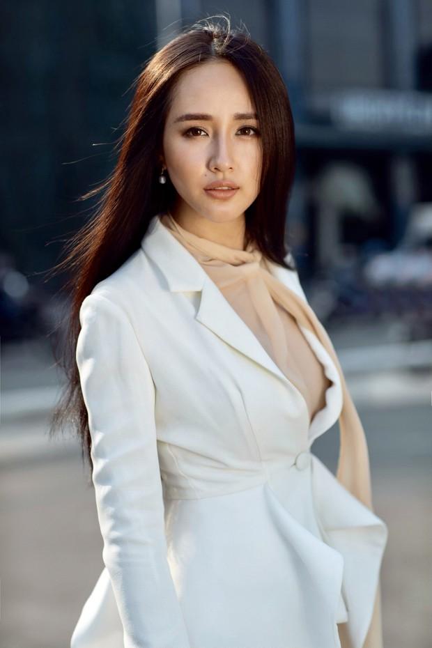 Mai Phương Thúy khoe nhan sắc mặn mà tuổi 31, xác nhận ngồi giám khảo Miss World Việt Nam - Ảnh 4.