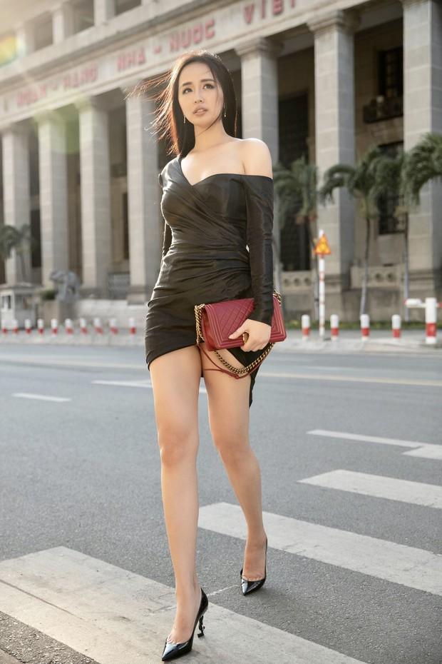 Mai Phương Thúy khoe nhan sắc mặn mà tuổi 31, xác nhận ngồi giám khảo Miss World Việt Nam - Ảnh 6.