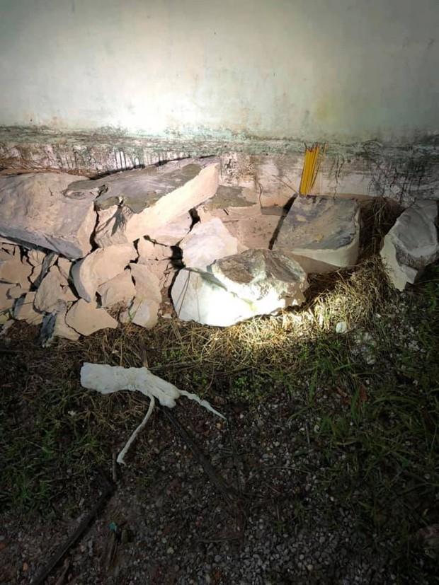 Sốc: Phát hiện thêm khối bê tông thứ 2 có chứa thi thể người trong căn nhà ở Bình Dương - Ảnh 2.