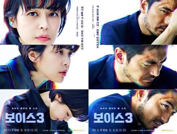 Án mạng giết người phân xác quá khủng khiếp, netizen Hàn: Tôi mém xỉu khi xem Voice 3 - Ảnh 2.