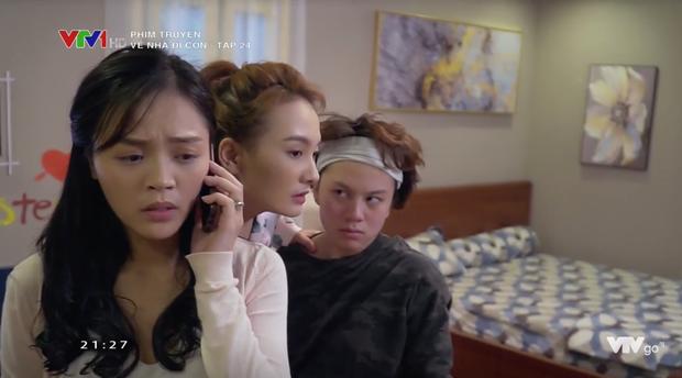 Ánh Dương (Về Nhà Đi Con) bị lộ thân phận cao thủ làng game và phản ứng của gia đình mới gây bất ngờ - Ảnh 9.