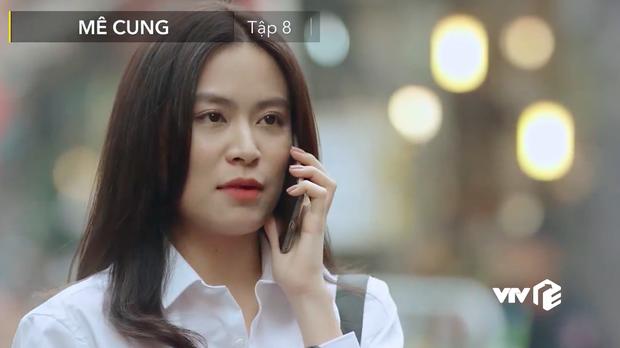 Khổ thân Hoàng Thùy Linh, đóng phim mà chớp nhá lia lịa, vừa đi du học về đã bị... bắt cóc mất hút - Ảnh 4.