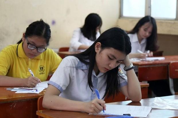 Sở GD&ĐT TP.HCM công bố thời gian dự kiến thi vào lớp 10 - Ảnh 1.
