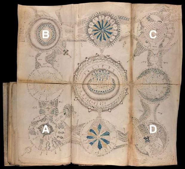 Cuốn sách bí ẩn nhất lịch sử đã hành hạ nhân loại suốt 600 năm, cuối cùng được giải mã trong... 2 tuần? - Ảnh 1.