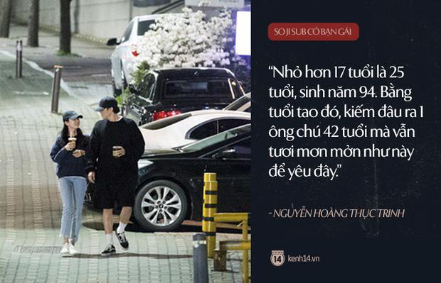 42 tuổi So Ji Sub mới chịu công khai có bồ, fan được dịp tiếp thêm sức mạnh: Cứ bình tĩnh, kiểu gì cũng thoát ế! - Ảnh 6.
