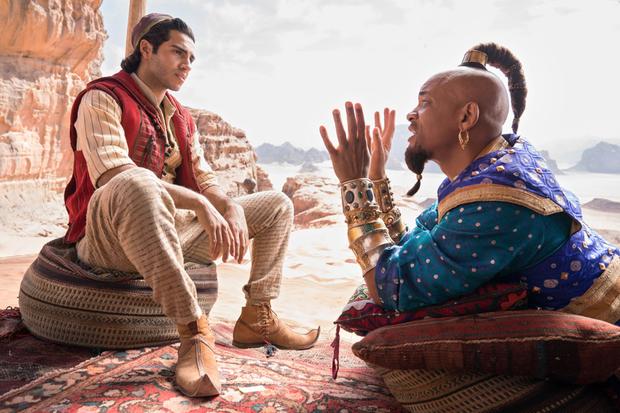 Ngộ chưa kìa, fan của Aladdin háo hức nghe phần tiếng còn hơn cả xem phần hình! - Ảnh 10.