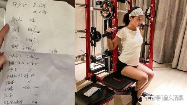 Học nàng A Châu (Lưu Đào) bí quyết giữ thân hình luôn mảnh mai, thon gọn dù đã 41 tuổi - Ảnh 9.