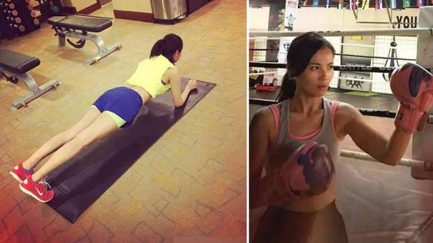 Học nàng A Châu (Lưu Đào) bí quyết giữ thân hình luôn mảnh mai, thon gọn dù đã 41 tuổi - Ảnh 10.