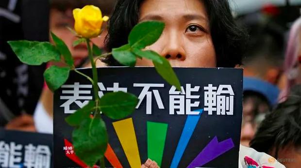 Đài Loan trở thành nơi đầu tiên tại Châu Á hợp pháp hoá hôn nhân đồng giới - Ảnh 2.