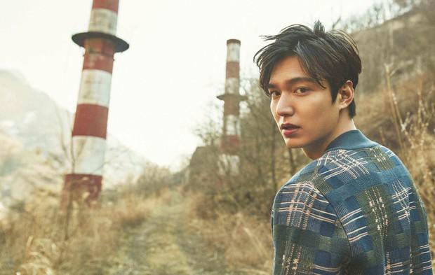 """Lộ diện nàng thơ của nam thần Lee Min Ho, người cùng húp trọn bom tấn """"mở bát"""" truyền hình Hàn 2020? - Ảnh 4."""