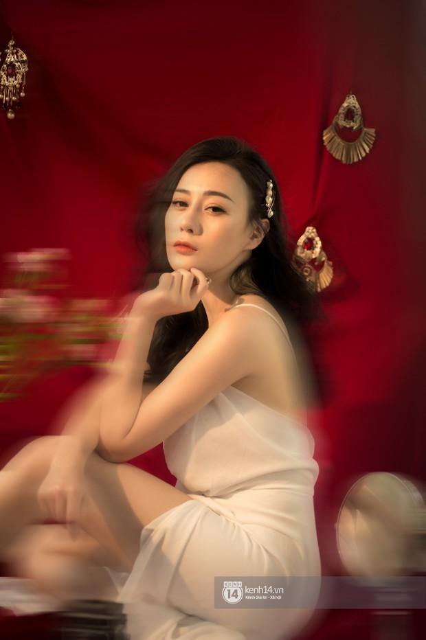 Diễn viên Phương Oanh: Tôi phải sử dụng thuốc an thần mới có được giấc ngủ sâu sau thành công của Quỳnh Búp Bê - Ảnh 9.
