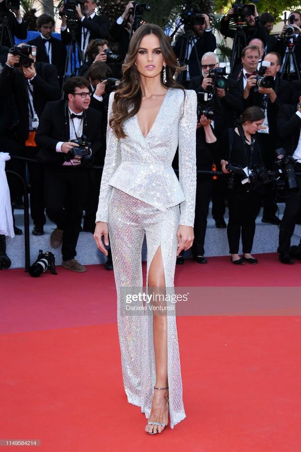 Thảm đỏ Cannes ngày 3: HLV The Face Thái Lan bất ngờ vùng lên chặt chém Bella Hadid cùng dàn mỹ nhân váy xẻ - Ảnh 5.
