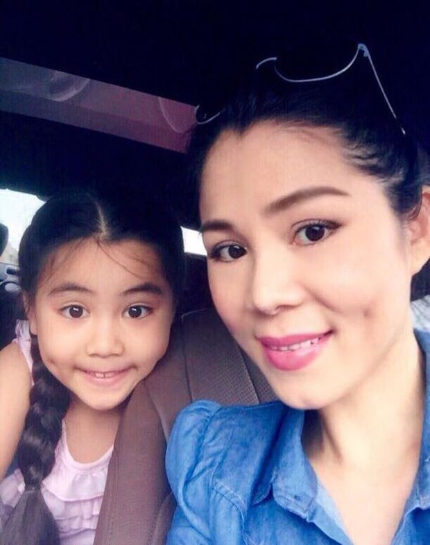 2 cô con gái nhà Quyền Linh: Cô chị được ví như Trương Bá Chi, cô em gây ấn tượng nhờ đặc điểm ăn tiền này - Ảnh 7.