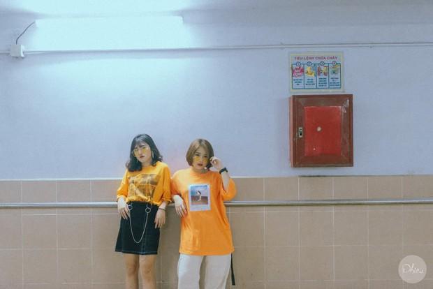 Bộ kỷ yếu style HongKong1 kết hợp màu ảnh film chất như bìa tạp chí khiến dân tình chỉ biết ấn like - Ảnh 10.