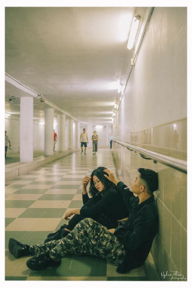 Bộ kỷ yếu style HongKong1 kết hợp màu ảnh film chất như bìa tạp chí khiến dân tình chỉ biết ấn like - Ảnh 9.