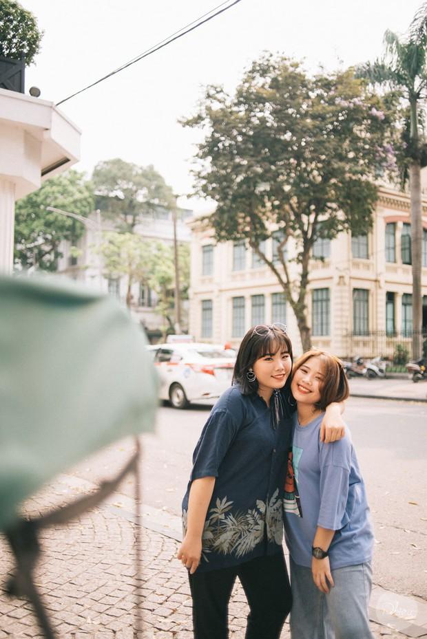 Bộ kỷ yếu style HongKong1 kết hợp màu ảnh film chất như bìa tạp chí khiến dân tình chỉ biết ấn like - Ảnh 6.