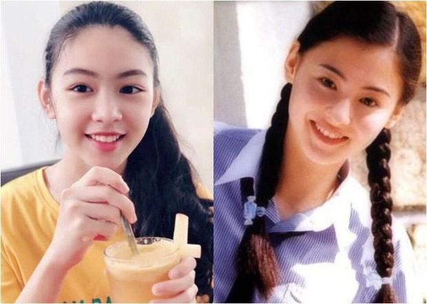 2 cô con gái nhà Quyền Linh: Cô chị được ví như Trương Bá Chi, cô em gây ấn tượng nhờ đặc điểm ăn tiền này - Ảnh 1.