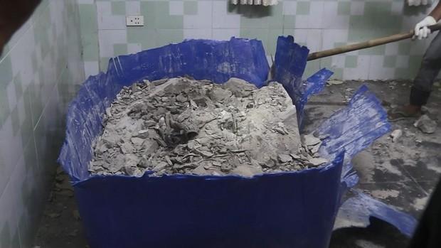 Vụ 2 thi thể trong thùng nhựa: Màn phi tang rùng rợn của hung thủ với bê tông, silicon và trà ướp xác - Ảnh 2.